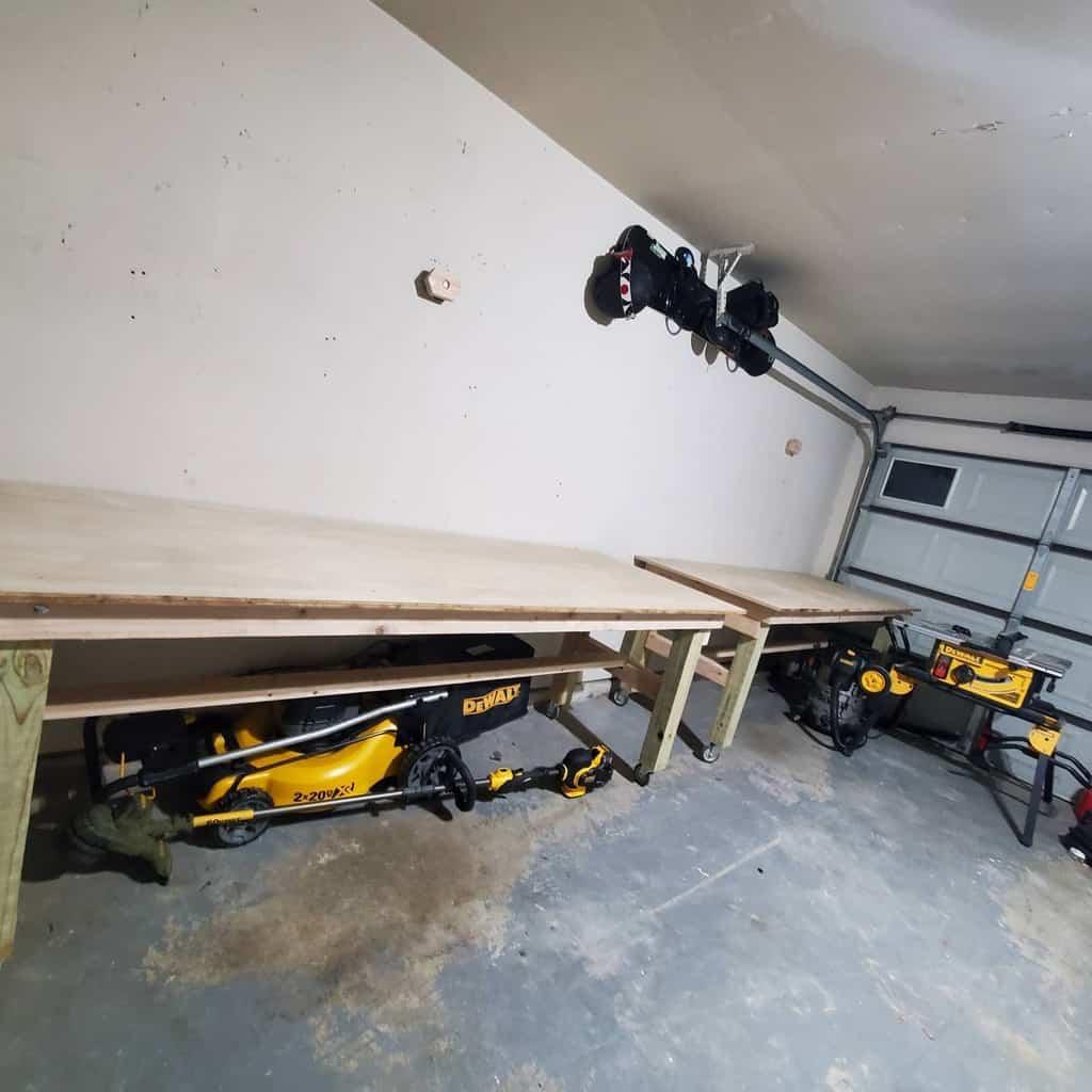 garage work bench ideas sc0doublet