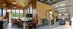 Top 60 Best Garage Workshop Ideas – Manly Working Spaces