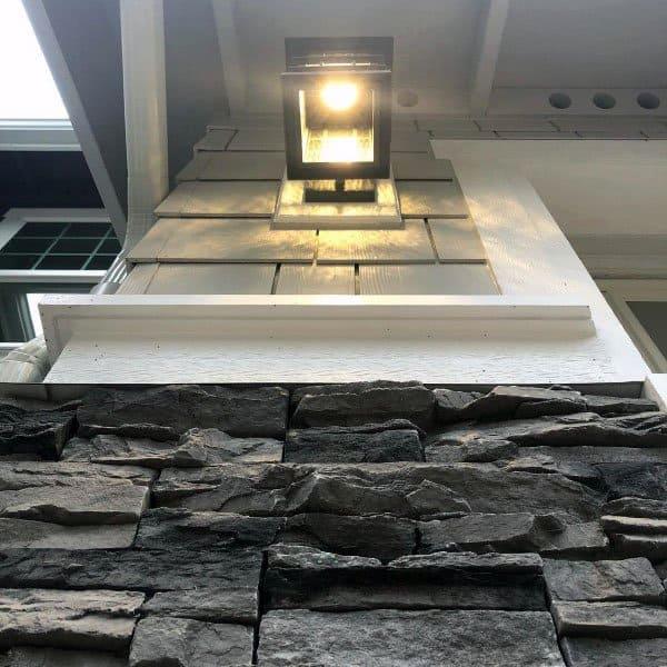 Garages Outdoor Lighting Ideas