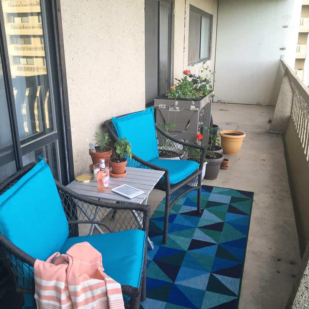 garden apartment patio ideas katrynarae