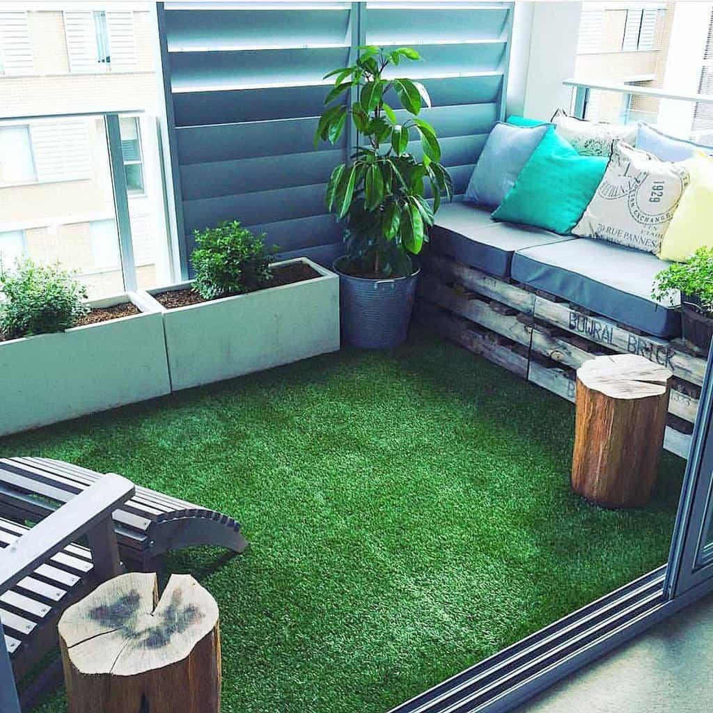garden apartment patio ideas tonyconnect