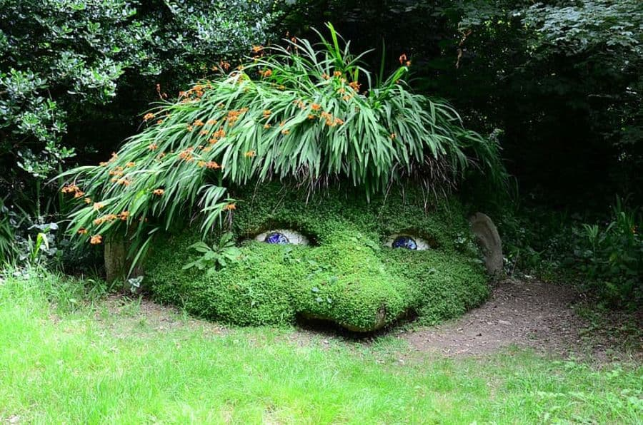 garden art 1 Garden Decor Ideas