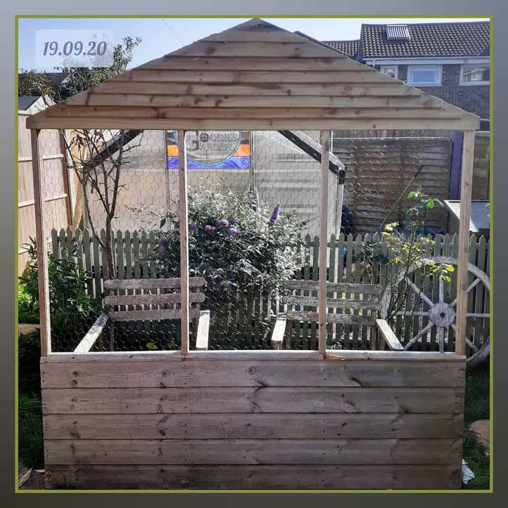 garden chicken coop ideas goodies_garden