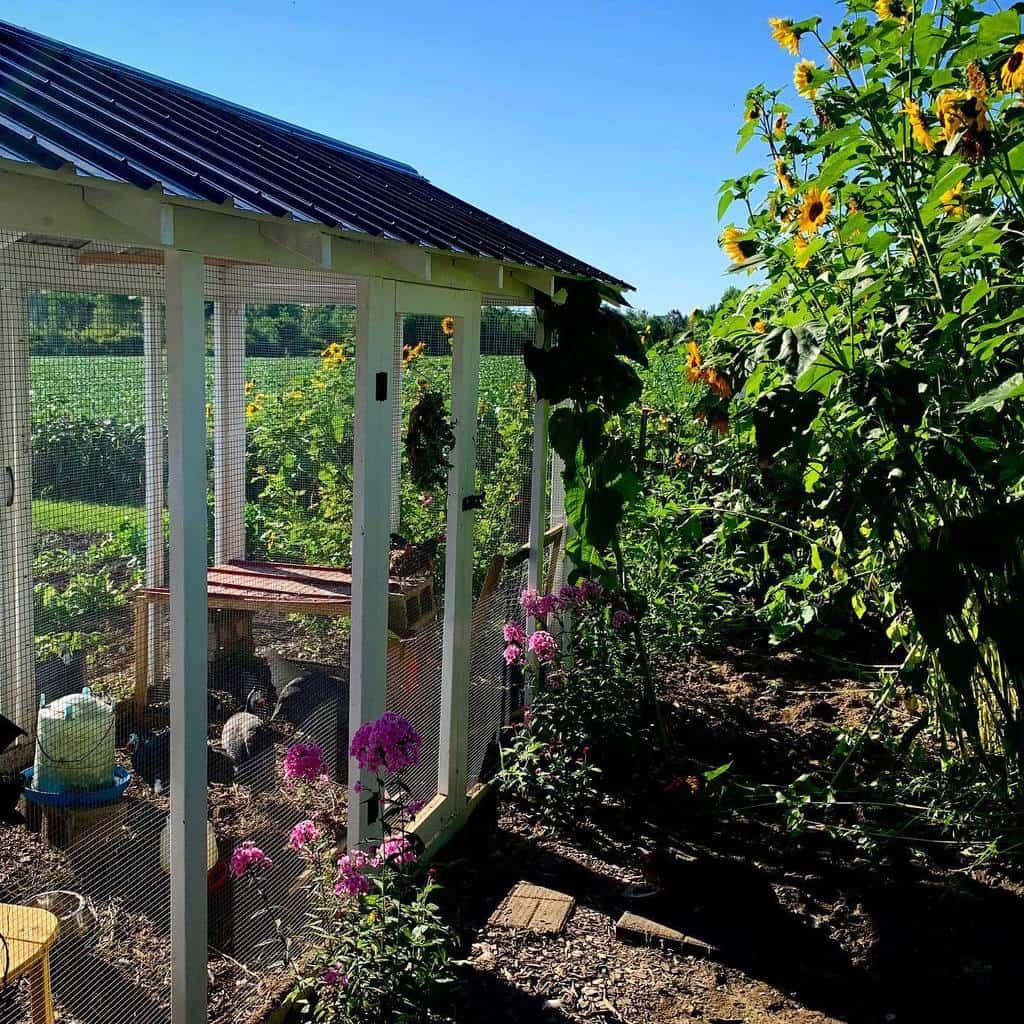 garden chicken coop ideas the_heritage_nest