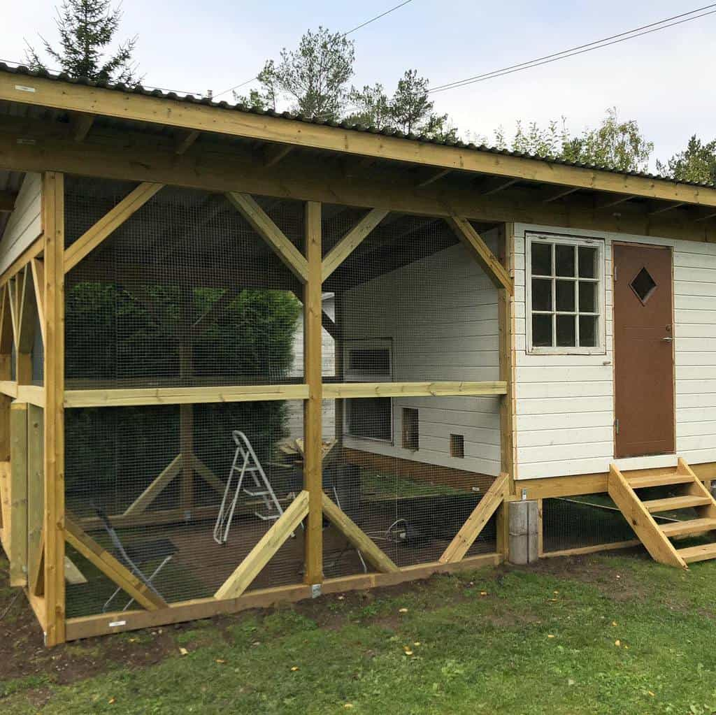 garden chicken coop ideas the_stig_no_