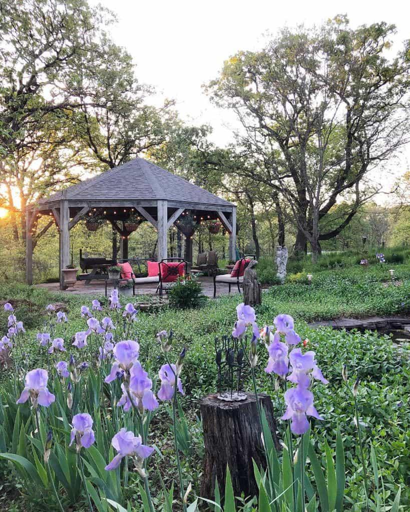 Garden Gazebo Ideas Pennypenningtonweeks