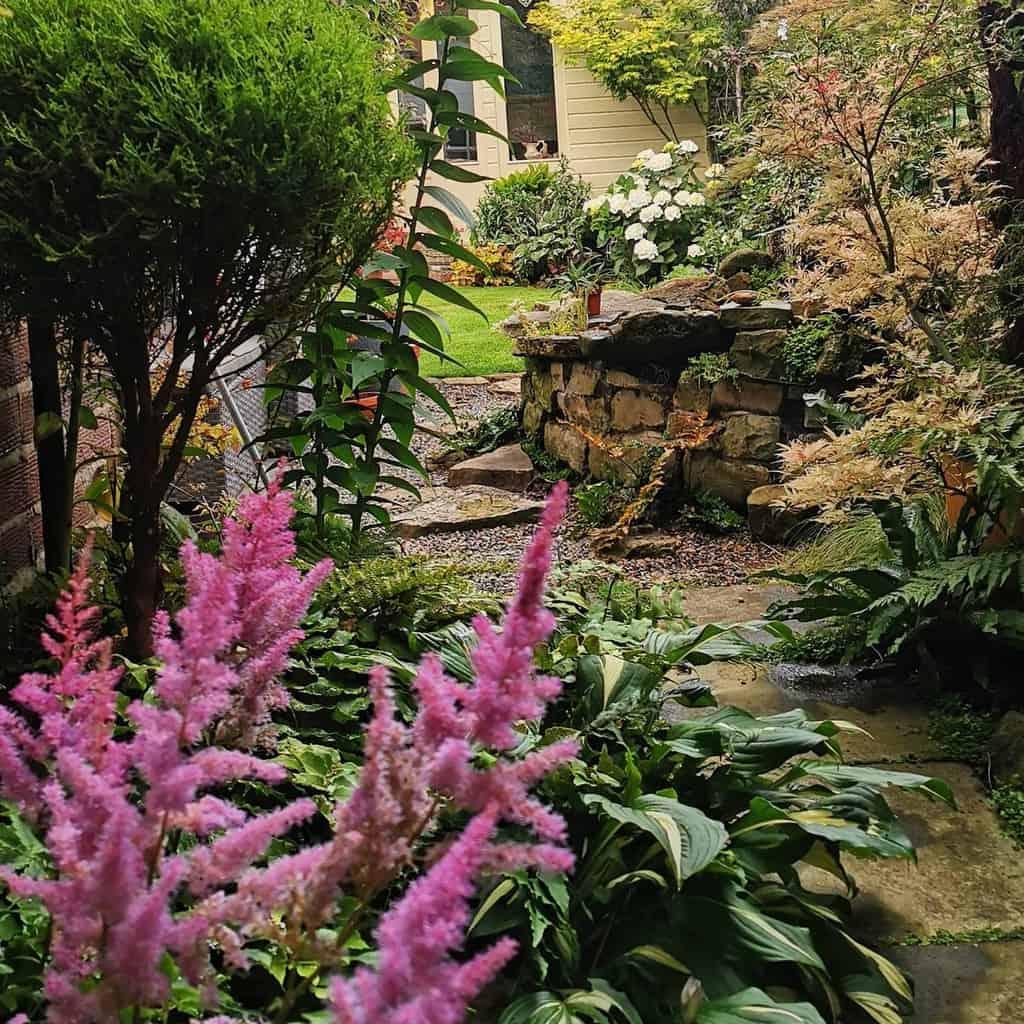 garden path shade garden ideas indoor_outdoor_gardening