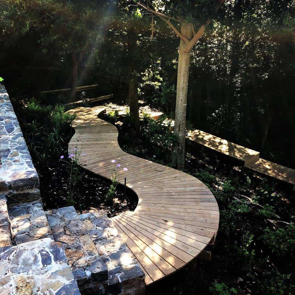 garden path shade garden ideas margotvdw_gardens