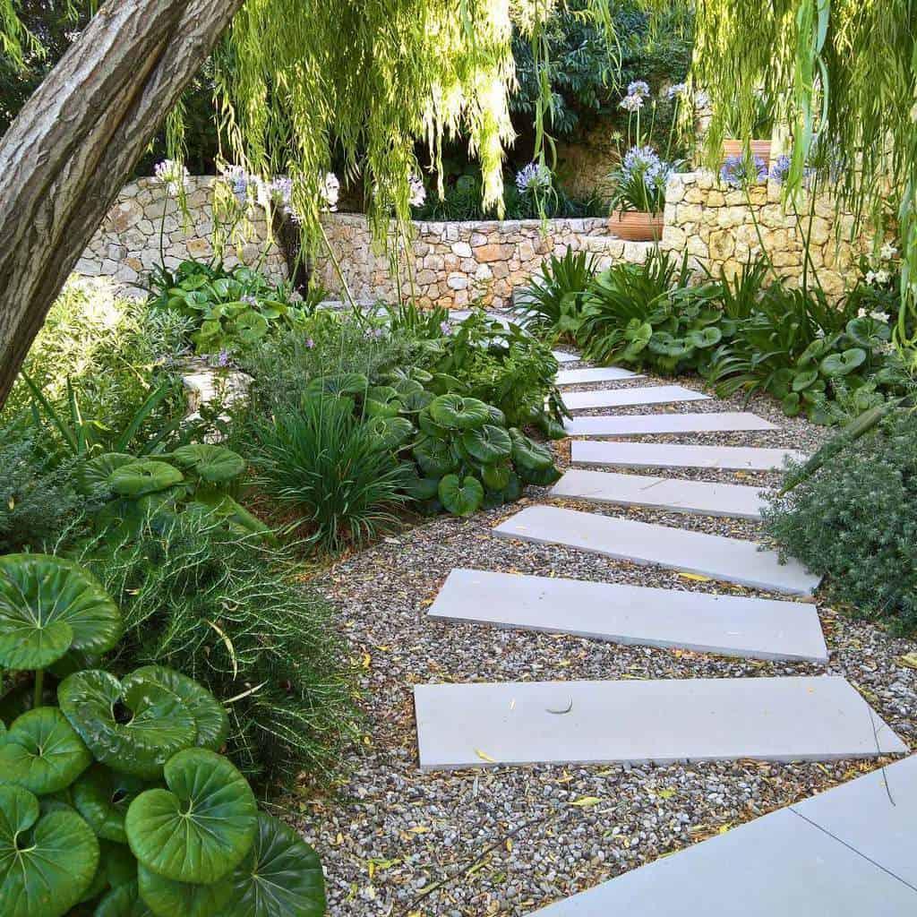 garden path shade garden ideas skoposdesign