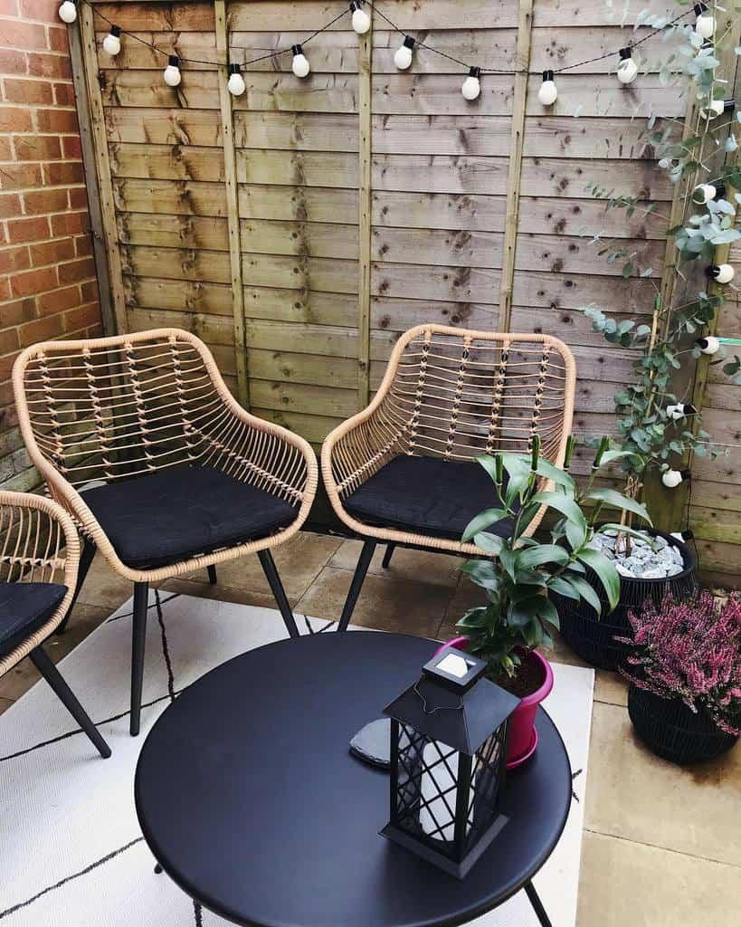 garden patio privacy ideas thishouseishome_