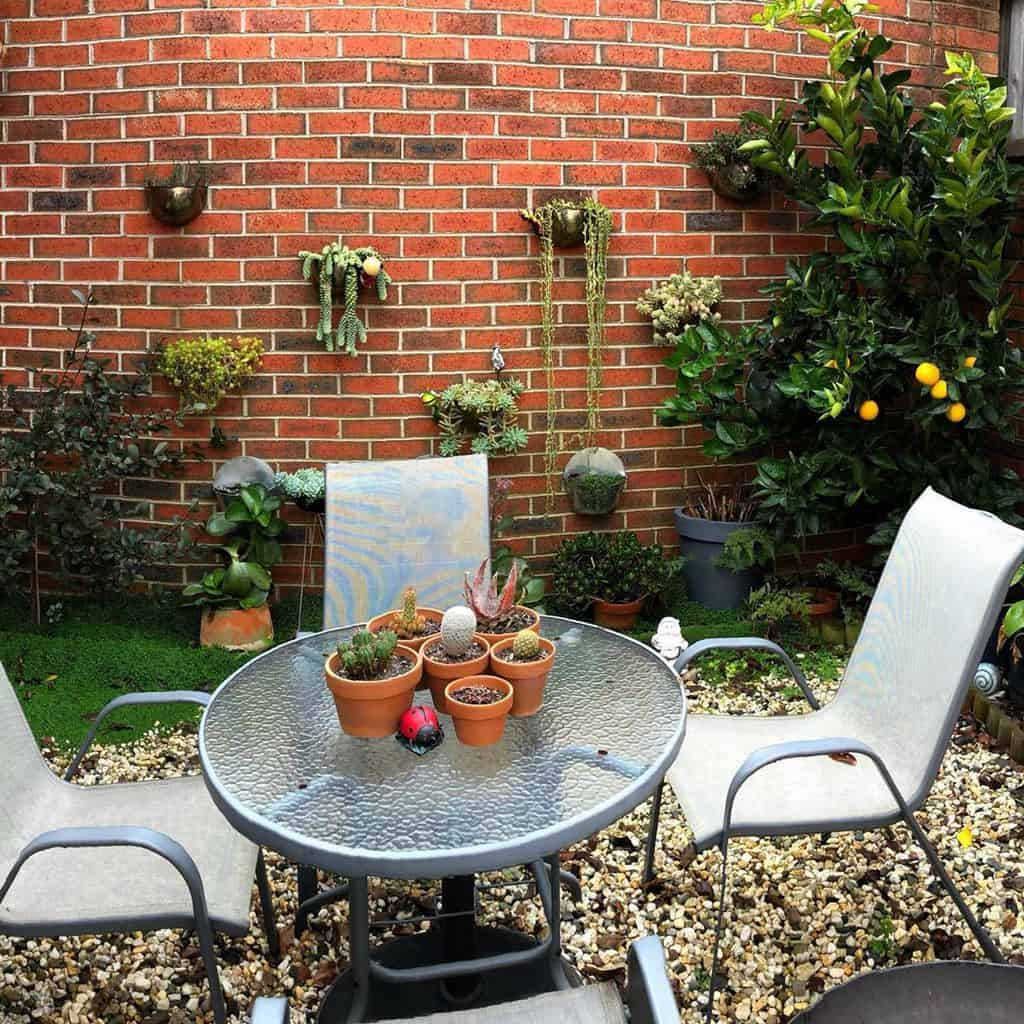 garden small backyard ideas mygadenspace