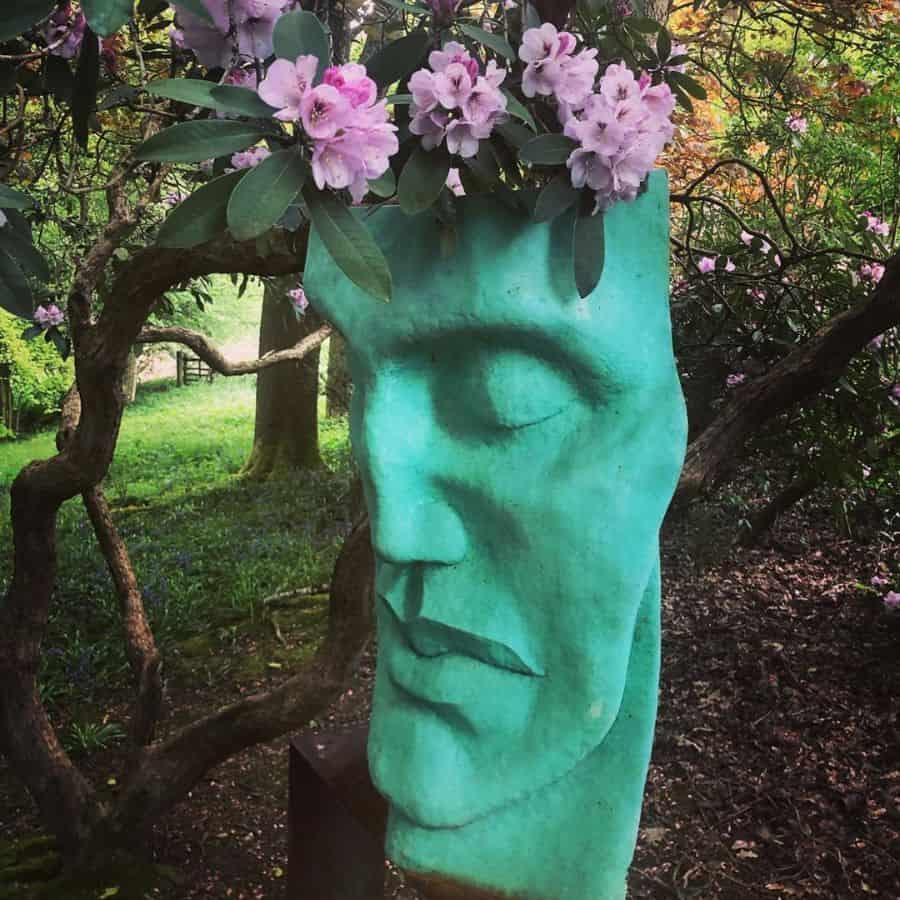 garden statue garden decor ideas anthonypaulgardendesign