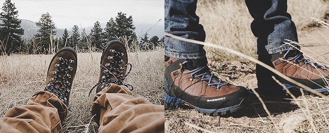 Garmont Footwear – Men's Dakota Lite GTX And Toubkal GTX Boots Review