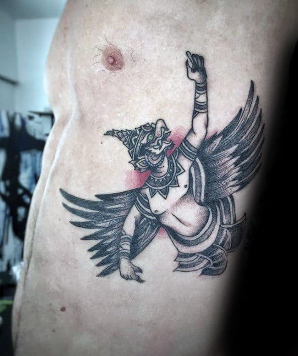 Garuda Guys Tattoo Designs