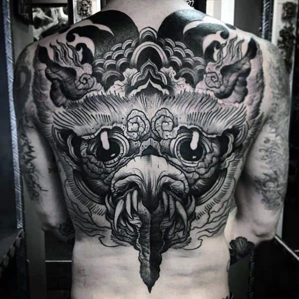 Garuda Guys Tattoos