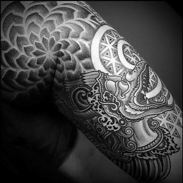 Garuda Tattoo Design Ideas For Males