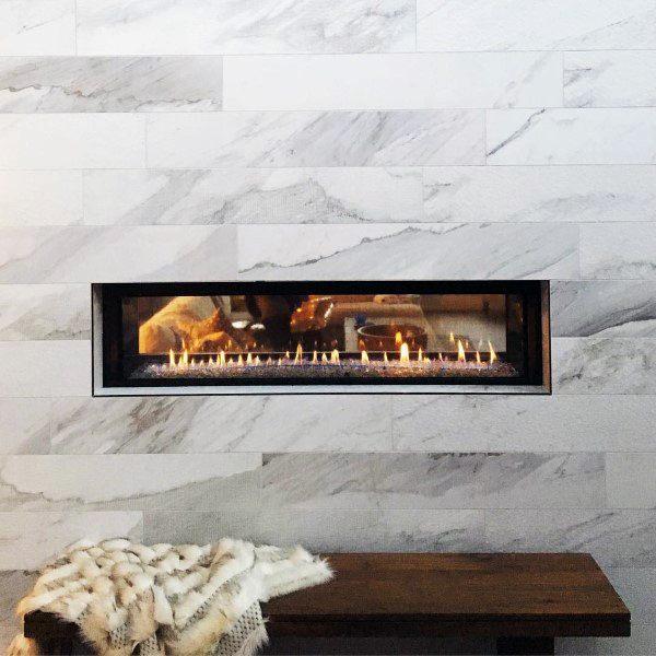 Gas Fireplace Design