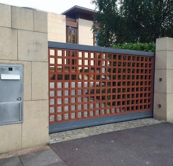 Gate Ideas For Driveway Entrance