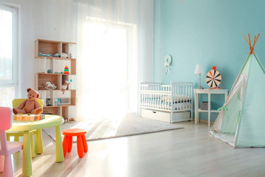 Gender Neutral Baby Room Ideas 10
