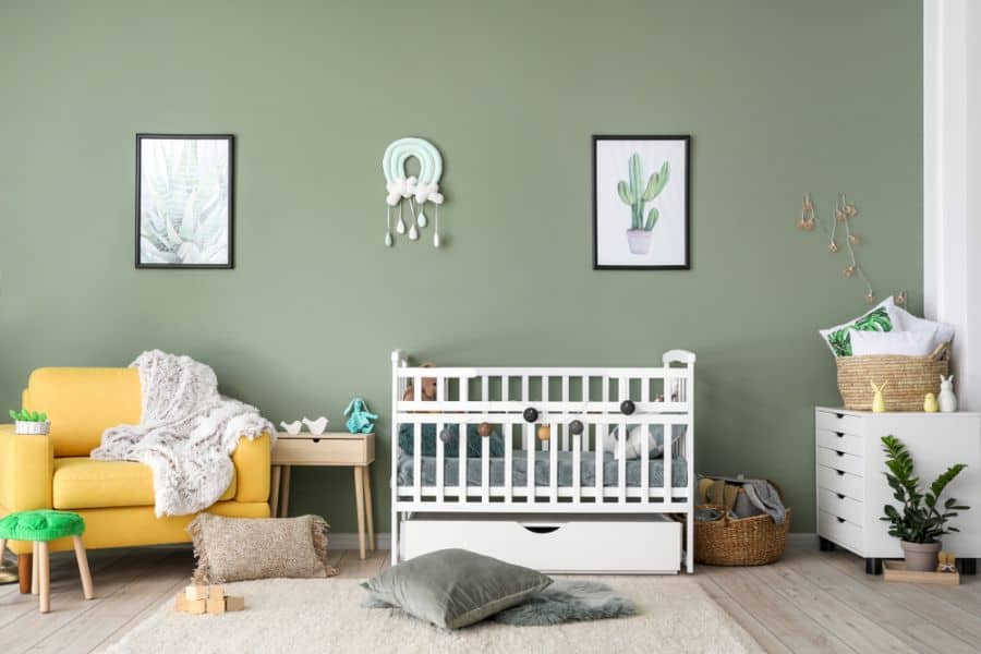Gender Neutral Baby Room Ideas 11