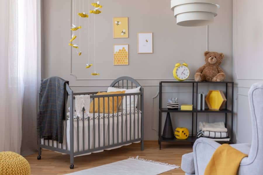 Gender Neutral Baby Room Ideas 5