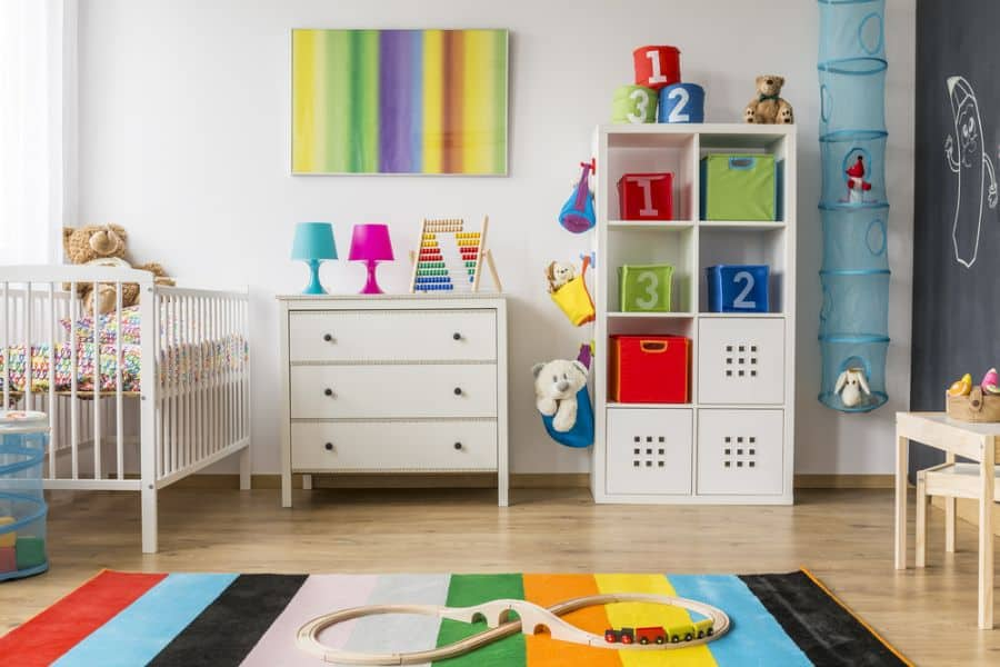 Gender Neutral Baby Room Ideas 6