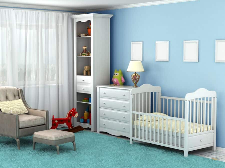 Gender Neutral Baby Room Ideas 8