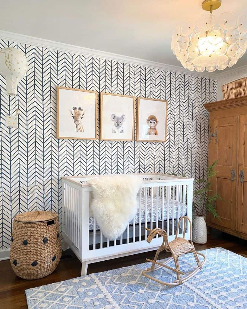 Gender Neutral Baby Room Ideas Southerlyabodeinteriors