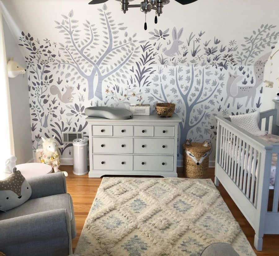 nursery bedroom decor ideas