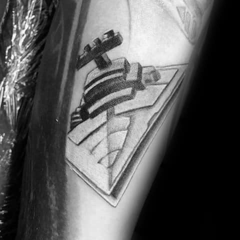 Storm Trooper Tattoo