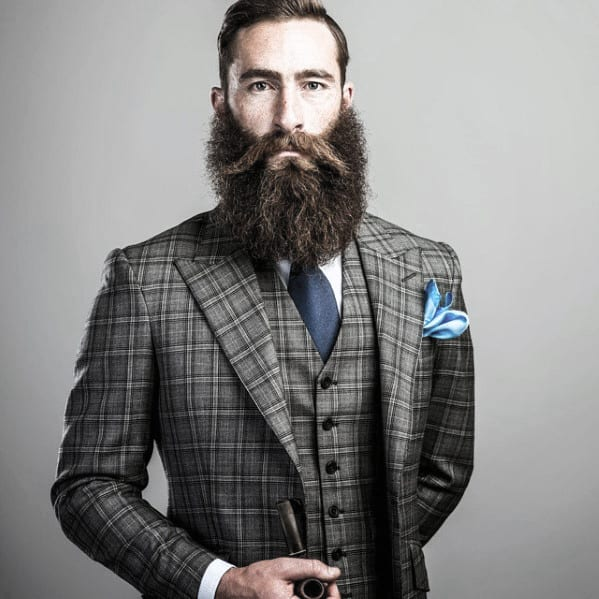 Gentlemen Awesome Beard Styles