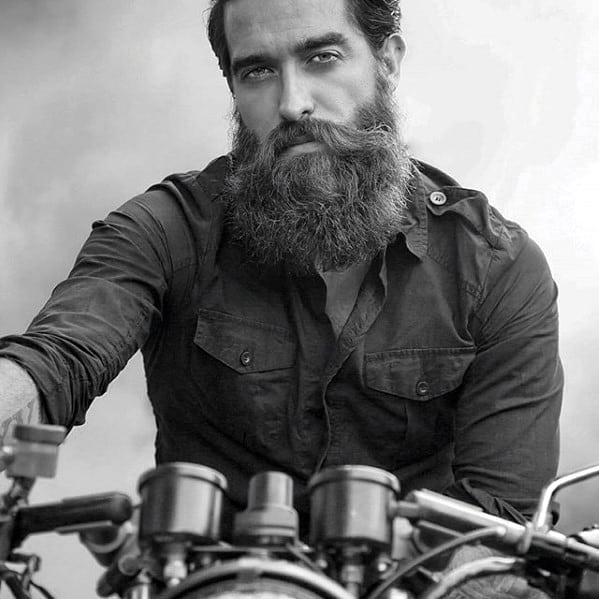 Gentlemen Cool Beard Styles
