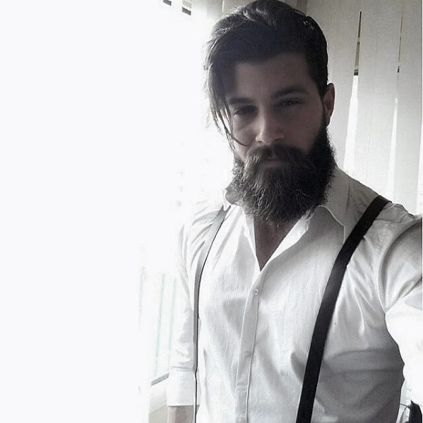 Gentlemen Great Beard Styles