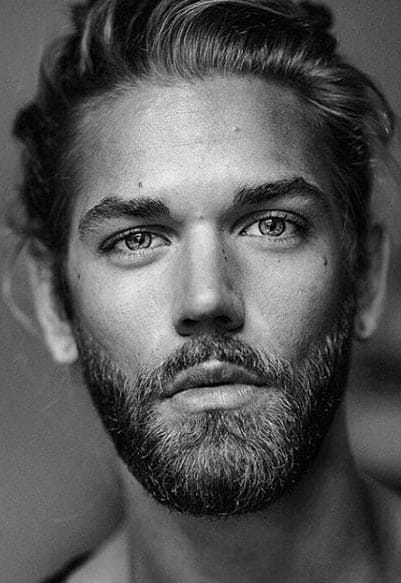 Gentlemen Short Beard Styles