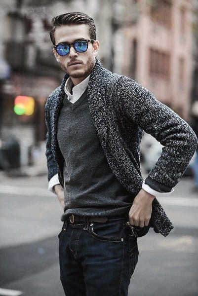 Gentlemens Fall Outfits Style Ideas