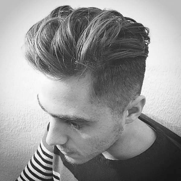 Gentlemens Hair Styles For Medium Thick Hair