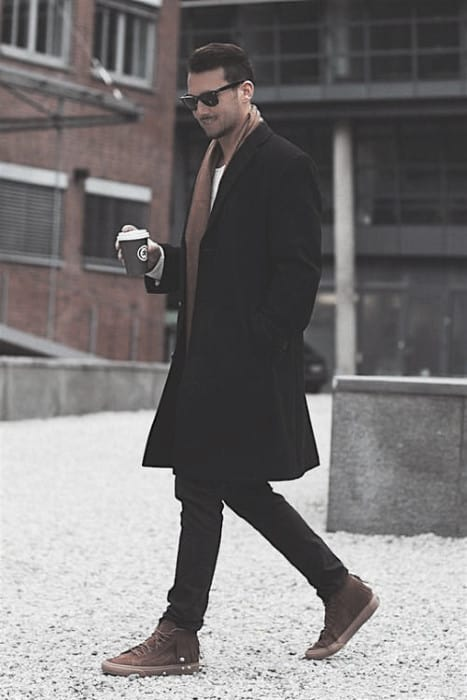 Gentlemens Winter Outfits Style Ideas