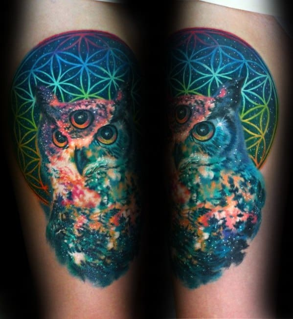 Geometric Inner Arm Guys Tattoo Ideas Surrealism Designs