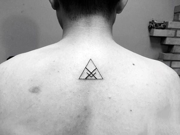 40 Small Minimalist Tattoos For Men Aesthetic Ink Ideas