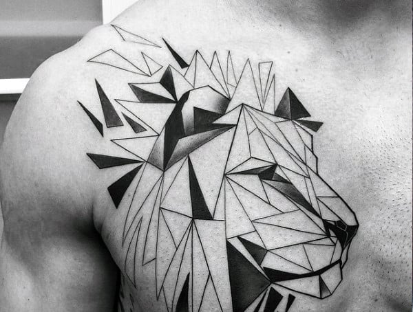 Geometric Types Of Tattoo Styles