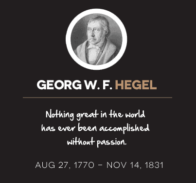 Georg WF Hegel Quotes