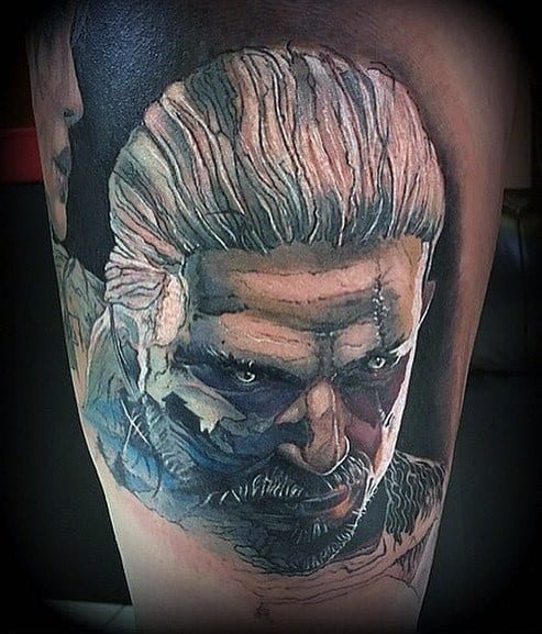 Geralt Tattoo Ideas For Men