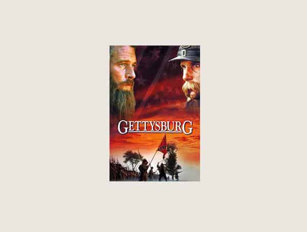 Gettysburg Best War Movies Ever
