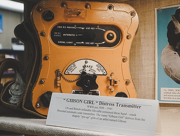 Gibson Girl Distress Transmitter