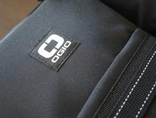 Gio Alpha Convoy 522s Travel Bag Brand Patch On Front