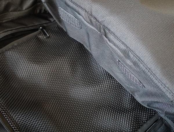 Gio Alpha Convoy 522s Travel Bag Internal Webbing For Customization