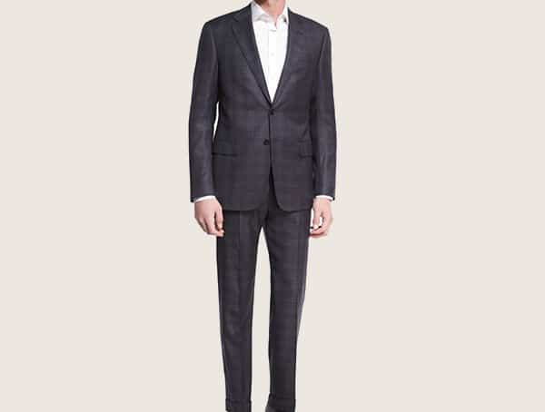 Giorgio Armani Where To Buy A Suit For Men