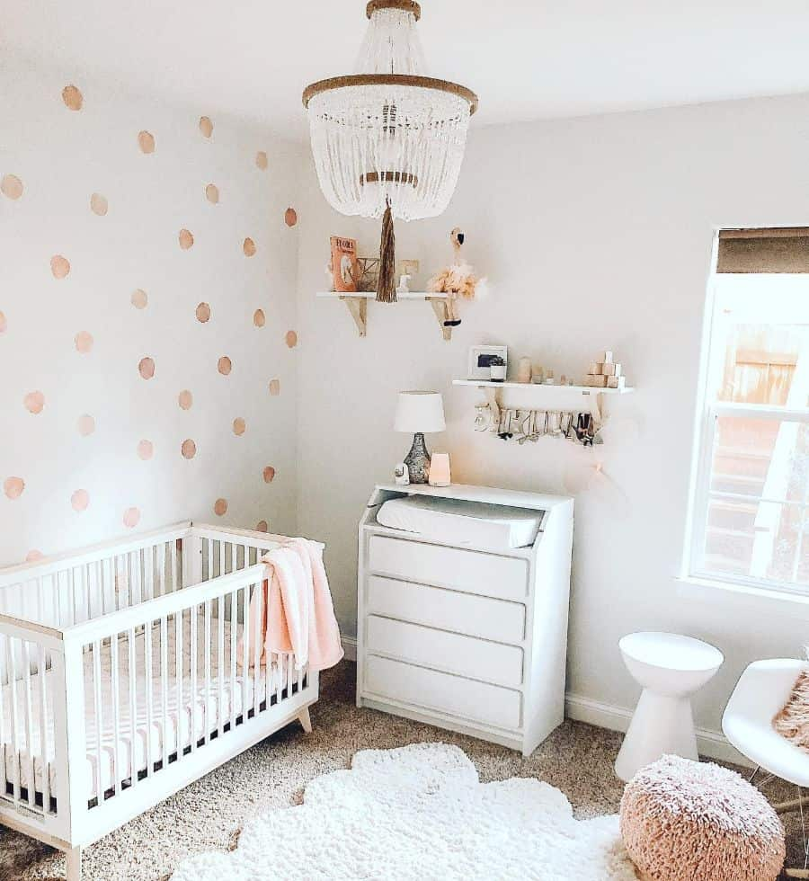 Girl Nursery Ideas California Belles