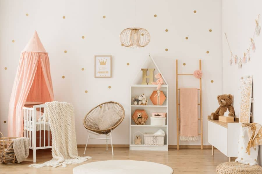 Girls Baby Room Ideas 1