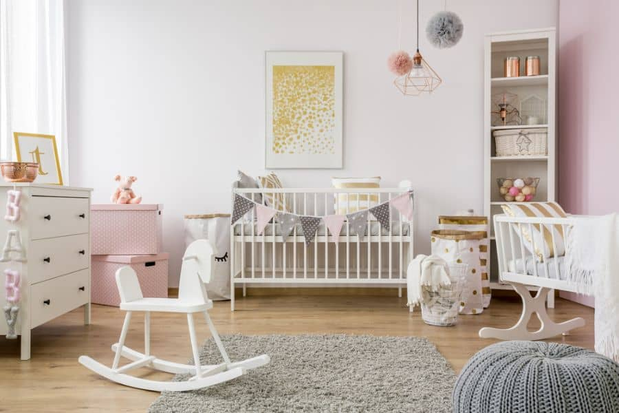 Girls Baby Room Ideas 4